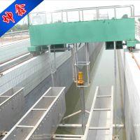 半桥式刮泥机 桁车式刮泥机 污泥处理设备