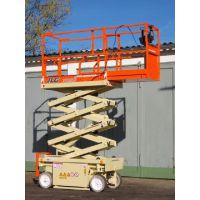 嘉定区高空作业平台出租,14米平台高度,电动型