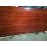 佛山热转印不锈钢木纹装饰板材、304酒店装饰专用木纹板