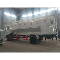 供应东风天锦20方散装饲料运输车。