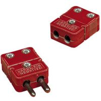 NOX-K-M NOX-R/S-M 热电偶陶瓷标准连接器 Omega