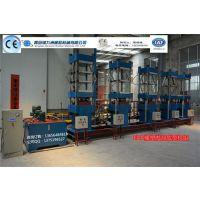 EVA橡塑发泡机、青岛锦九洲、四柱式EVA橡塑发泡机