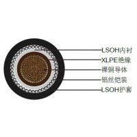 特润生产BS 6724标准铠装电力电缆, 600/1000V