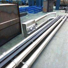 不锈钢管链机 水泥粉专用管链输送机