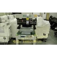 国产全新/二手半自动印刷机 0.6/1.2M 钢网丝印机 SMT锡膏印刷机