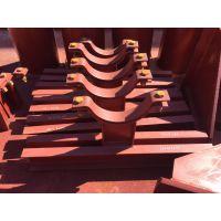 热销Q235A5-1基准型管托 河北鑫涌牌焊接管托支座Z7.S114管夹