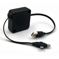 手机数据线USB电脑连接线多功能手机充电器