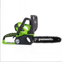 格力博greenworks40V电链锯、电动修枝锯、12寸电锯、油锯、伐木锯、链条