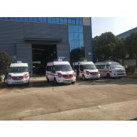 湖北省荆门市国五医疗救护车制造厂家