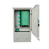 浙江桐乡生产厂家供应的GXF-E型288芯无跳接光缆交接箱价格低
