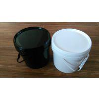 5L塑料桶 油墨罐 化工桶 5KG包装桶