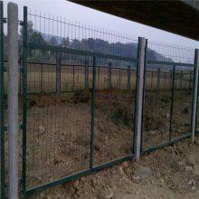 园林隔离栅 铁丝围栏网 小区围栏网