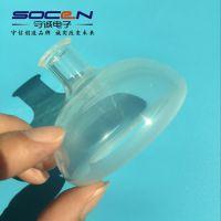 液态硅胶包胶成型厂家加工 呼吸防护液态硅胶面罩 硅胶防毒口罩