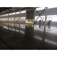 开平市苍城镇车间地面起灰固化处理--厂房水泥地抛光翻新