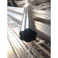 特殊不锈钢异型管加工定制、梅花六角异型管、佛山304不锈钢