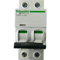 供应施耐德小型断路器,微型断路器,空开ic65N 2P C40A