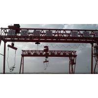 新东方甘肃项目80吨龙门吊