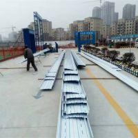 徐州厂家矮立边25-400铝镁锰屋面板强度好无缝锁边