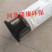 工业铸造厂车间烟气涤纶针刺毡除尘布袋