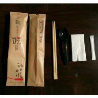 一次性筷子纸袋可加工定制多尺寸纸袋外卖饭店多用途扁平纸袋
