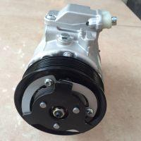 汽车空调压缩机配件厂优质DC品牌铝合金全整套内件配件压缩机总成