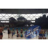 玻璃钢水上乐园设备制造厂家、人工造浪设施、新潮游乐儿童水屋
