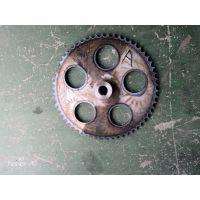 不锈钢传动输送链轮高质量可定制工业用传动链轮双排碳钢