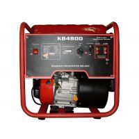 KB4800卡滨智能变频315逆变焊机专用发电机