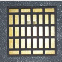定制 高散热 高导热电路板 pcb板 氮化铝陶瓷基板电路 穿孔通孔镀铜镀金
