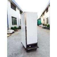 晋豪保温餐车 直立保温柜 食物保温设备 12盘容量大 可移动方便传菜