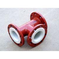 衬塑管件,衬塑复合钢管,衬塑沟槽管件厂
