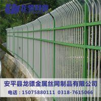 优质围墙护栏 锌钢围墙围栏 工程锌钢护栏