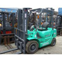 无锡3吨合力二手叉车丶TCM3吨升高4米的柴油叉车优惠价
