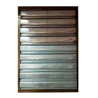 西安永乐天门业专业生产抗风门 抗风型材卷闸门 抗风卷帘门定制