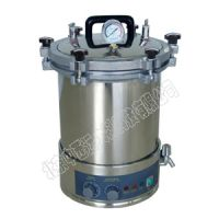 中西 自动手提式高压蒸汽灭菌器 库号:M369476 型号:HC15-YXQ-LS-18SI