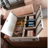 电信级36芯三网合一楼道箱图文安装