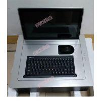 无纸化液晶屏翻转器会议桌显示器翻转器武汉供应