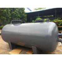 北京加工杜邦半容积式水加热器 酒店SW浮动盘管型汽水半即热式水加热器