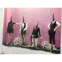 深圳玻璃钢模特厂家 东莞亮光模特公司 广州橱窗陈列模特销售