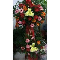 花篮配送;玫瑰百合鲜花