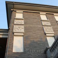 湘联外遮阳卷帘窗实现艺术风格化发展
