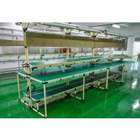 东莞帝腾供应电子产品生产线工作台/线棒精益管操作台/防静电组装工作台