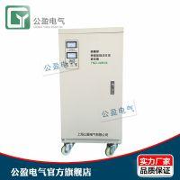 上海公盈直销单相30KW/30000W电脑空调家用稳压器220V全自动稳压电源 TND-30KVA