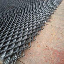 钢板网护栏 重型钢板网 菱形围墙网