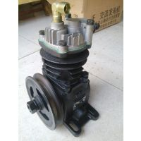 潍坊R4105柴油机空压机 潍柴发动机打气泵 潍坊柴油机配件