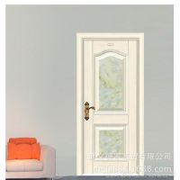 厂家直销 德家白色欧式木门 实木复合门