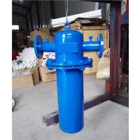 DN-100法兰连接油水分离器供应、压缩气体脱水罐销售、专业空气过滤器生产厂家