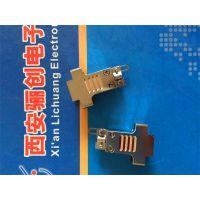 正品骊创矩形连接器线夹J30J-9A3 插头插座