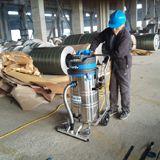 渣子、粉尘、砂石怎么办?凯德威(KARDV)手推式工业吸尘器DL-3078P就是理想的解决方案