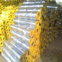 铝箔玻璃棉管 干燥通风存放 九纵玻璃棉